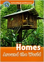 Oxford Read and Discover: Level 5: Homes Around the World (Paperback)