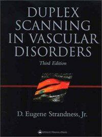 Duplex scanning in vascular disorders 3rd ed