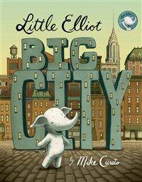 Little Elliot, Big City (Board Book)