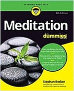 Meditation for Dummies (Paperback, 4)