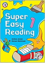 Super Easy Reading 1 : Student's Book + Audio CD 1장
