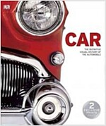 Car: The Definitive Visual History of the Automobile (Hardcover)