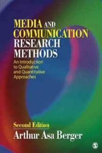 Media and communication research methods : an introduction to qualitative and quantitative approaches 2nd ed