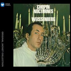 쇼팽 : 녹턴 전곡 / 마주르카 13, 32, 35번 / 왈츠 3, 8, 9, 10, 13번 [오리지널 LP 재킷][2CD]