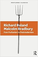 From Puritanism to Postmodernism : A History of American Literature (Paperback)