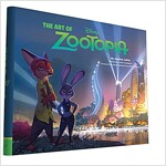 The Art of Zootopia (Hardcover)