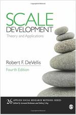 Scale Development: Theory and Applications (Paperback, 4th Edition)