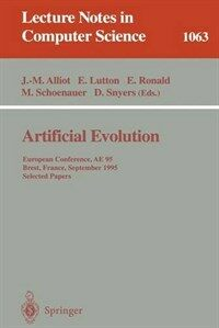 Artificial evolution : European conference, AE 95, Brest, France, September 4-6, 1995 : selected papers