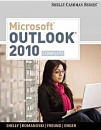 [중고] Microsoft Outlook 2010: Complete (Paperback)