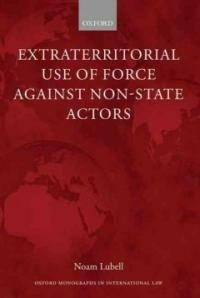 Extraterritorial use of force against non-state actors