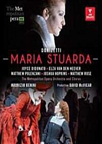 [중고] [수입] [블루레이] 도니제티 : 마리아 스투아르다