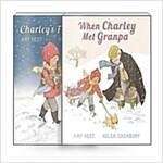 [세트] Charley's First Night & When Charley Met Granpa 하드커버 2종 세트