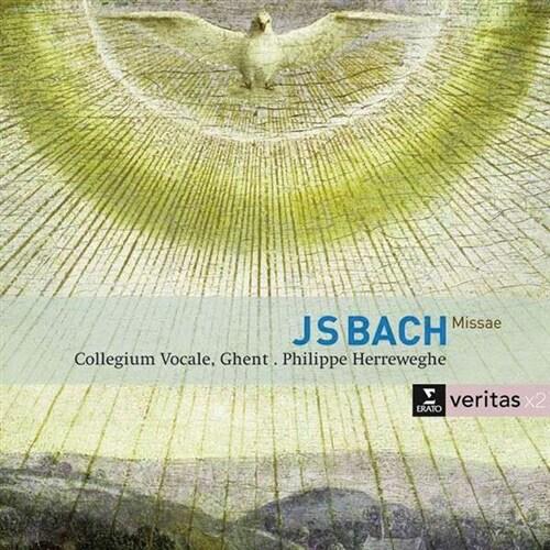 [수입] 바흐 : 미사 BWV 233-236 [2CD]