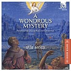 [수입] A Wondrous Mystery - 크리스마스를 위한 르네상스 합창 음악 [SACD Hybrid]