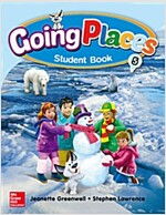Going Places Student Book 5 (with Workbook, Audio CD)