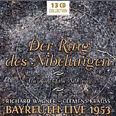 [수입] 바그너 : 니벨룽겐의 반지 (1953 바이로이트 실황) [13CD]