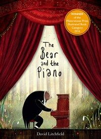 The Bear and the Piano (Paperback)