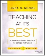 Teaching at Its Best: A Research-Based Resource for College Instructors (Paperback, 4)