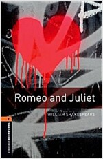 Oxford Bookworms Library: Level 2:: Romeo and Juliet Playscript (Paperback)