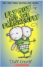Fly Guy and Frankenfly (Paperback)