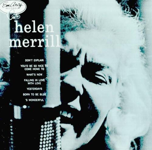 [중고] [수입] Helen Merrill with Clifford Brown