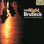 [수입] Late Night Brubeck : Live from the Blue Note