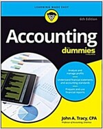 Accounting for Dummies (Paperback, 6)