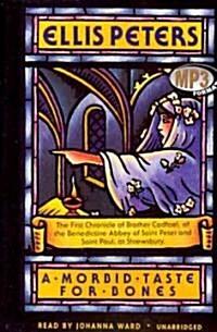 A Morbid Taste for Bones (MP3, Unabridged)