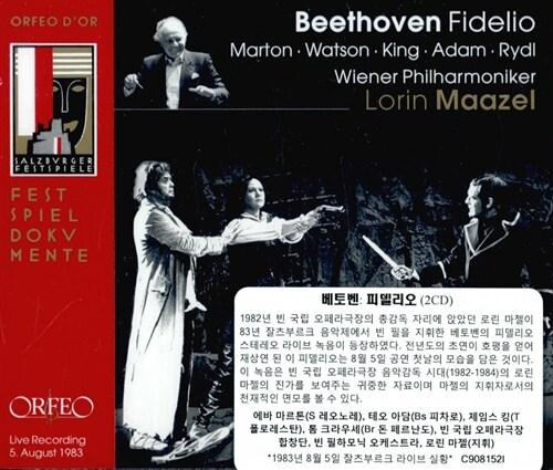 [수입] 베토벤 : 피델리오 [2CD]
