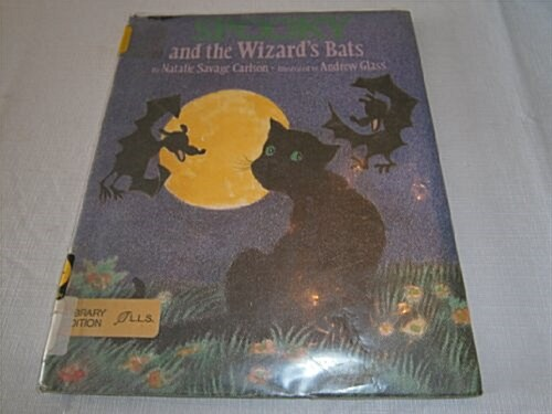 Spooky and the Wizards Bats (Library)