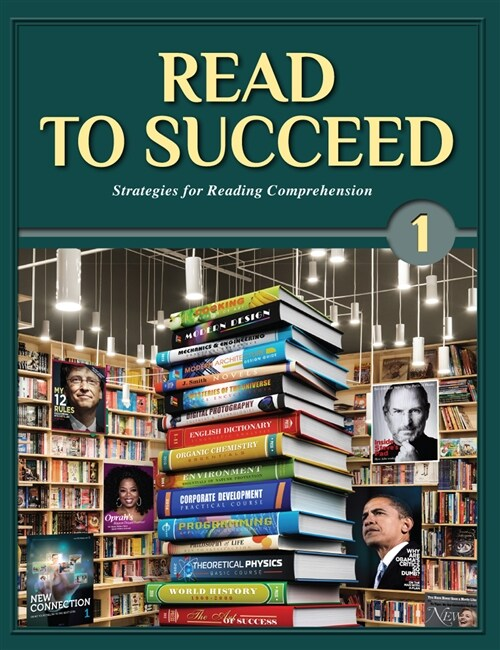 READ TO SUCCEED 1 Student Book (Paperback, Audio CD)