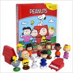 My Busy Book : Peanuts 피너츠 비지북 (미니피규어 12개 + 놀이판)