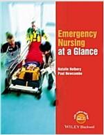 Emergency Nursing at a Glance (Paperback)