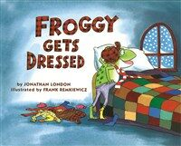 Froggy Gets Dressed (Paperback)