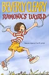 [중고] Ramona`s World (Paperback)