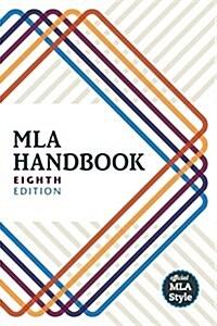 MLA Handbook (Paperback, 8)