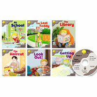 Oxford Reading Tree : Stage 1 Kipper (Storybooks 6권 + Audio CD 1장, 미국발음)
