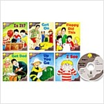 Oxford Reading Tree : Stage 1 More First Words  (Storybooks 6권 + Audio CD 1장, 미국발음)