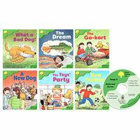 Oxford Reading Tree : Stage 2 Stories (Paperback 6권 + Audio CD 1장, 미국발음)