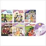 Oxford Reading Tree : Stage 1+ Patterned Stories (Paperback 6권 + Audio CD 1장, 미국발음)