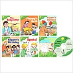 Oxford Reading Tree : Stage 2 More Stories A (Paperback 6권 + Audio CD 1장, 미국발음)