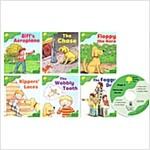 Oxford Reading Tree : Stage 2 More Stories B (Paperback 6권 + Audio CD 1장, 미국발음)