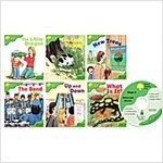 Oxford Reading Tree : Stage 2 More Patterned Stories (Paperback 6권 + Audio CD 1장, 미국발음)