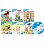 Oxford Reading Tree : Stage 3 More Stories B (Paperback 6권 + Audio CD 1장, 미국발음)