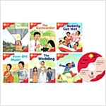 Oxford Reading Tree : Stage 4 More Stories A (Paperback 6권 + Audio CD 1장, 미국발음)