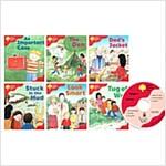 Oxford Reading Tree : Stage 4 More Stories C (Paperback 6권 + Audio CD 1장, 미국발음)