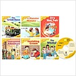 Oxford Reading Tree : Stage 5 More Stories A (Paperback 6권 + Audio CD 1장, 미국발음