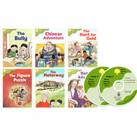 Oxford Reading Tree : Stage 7 More Stories A (Paperback 6권 + Audio CD 1장, 미국발음)