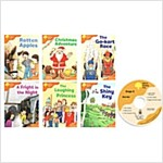 Oxford Reading Tree : Stage 6 More Stories A (Paperback 6권 + Audio CD 1장, 미국발음)