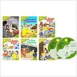 Oxford Reading Tree : Stage 7 More Stories B (Paperback 6권 + Audio CD 2장, 미국발음